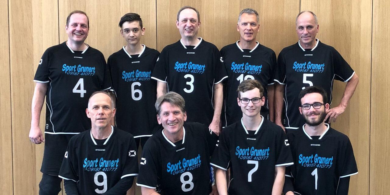 Großkampftag für die Altdorfer Volleyballer